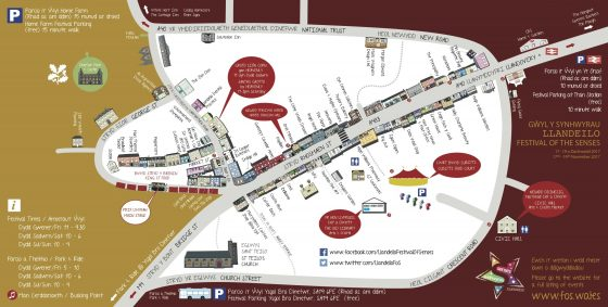 Check out our Festival Map…..