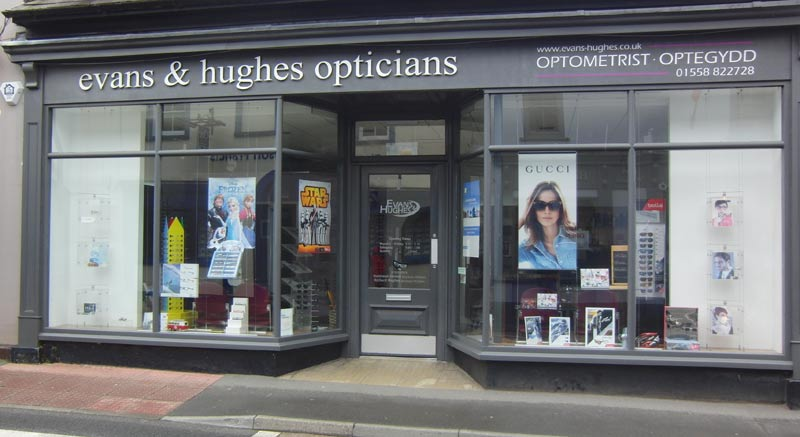 Evans and Hughes Opticians