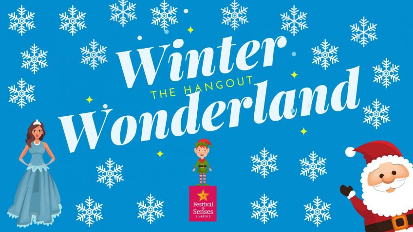 (English) New Festival Feature: Winter Wonderland at the Hangout